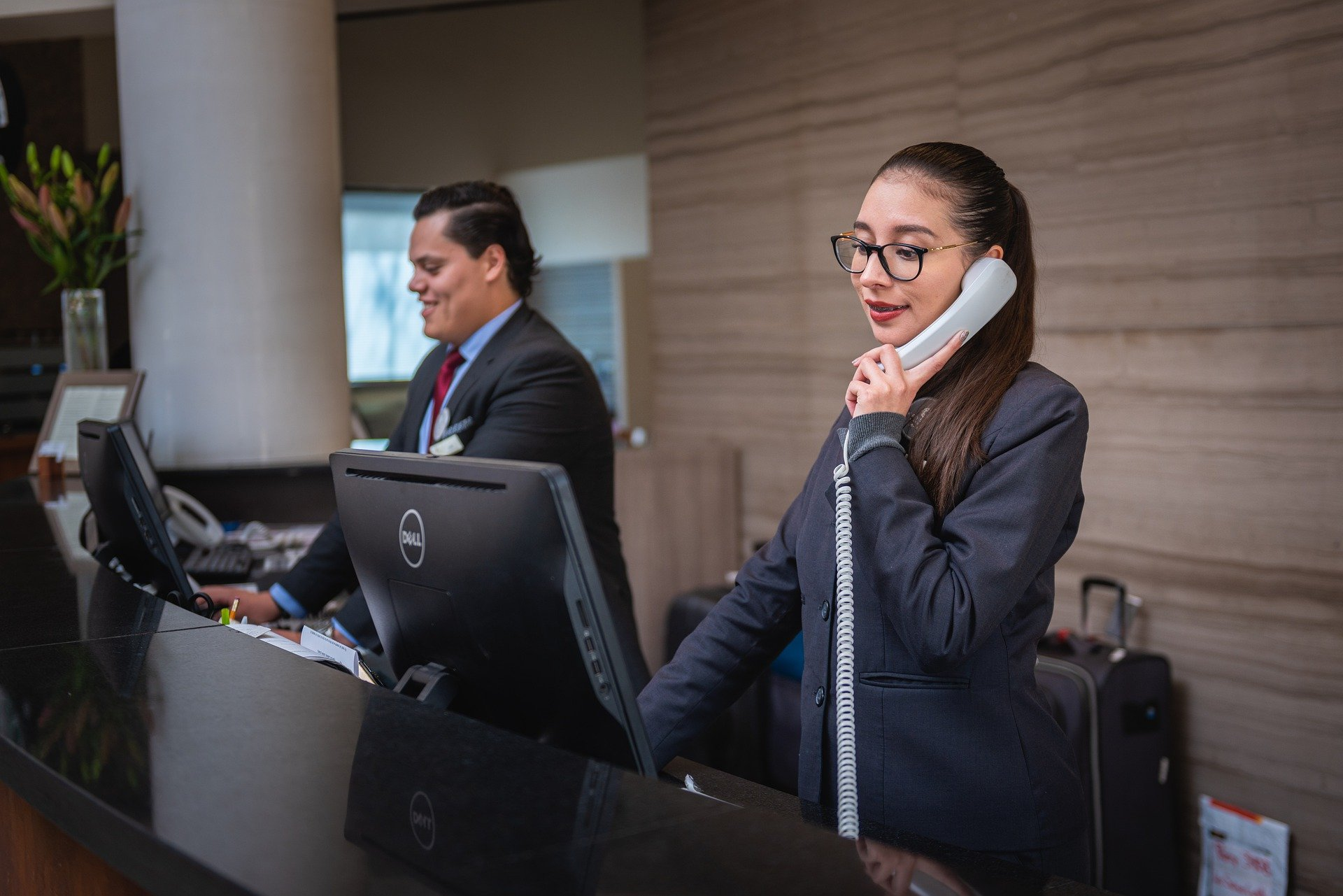 Receptioniste  – Vlissingen